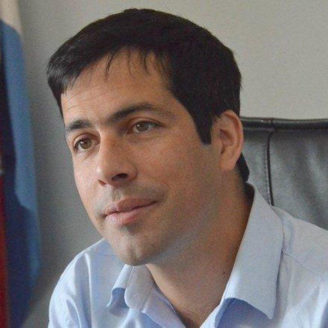 Ezequiel Cufré: Hoy el principal tema es acceder al yacimiento