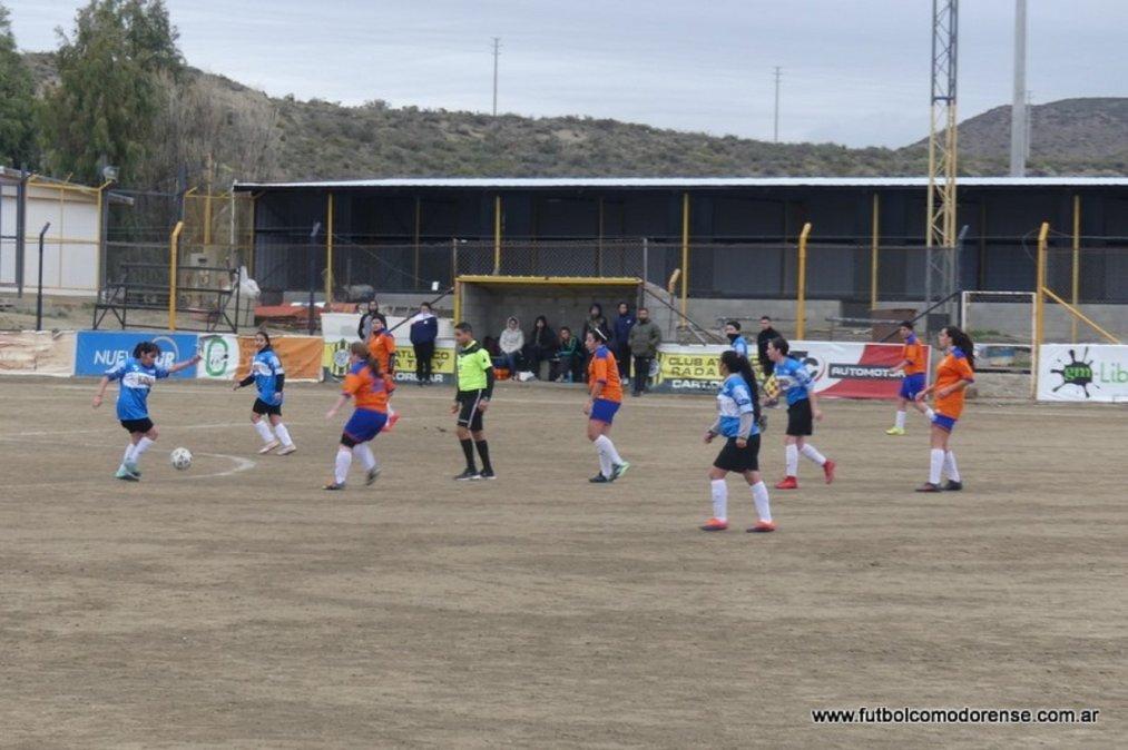 El Torneo de Fútbol Femenino disputó su 2º fecha el fin de semana