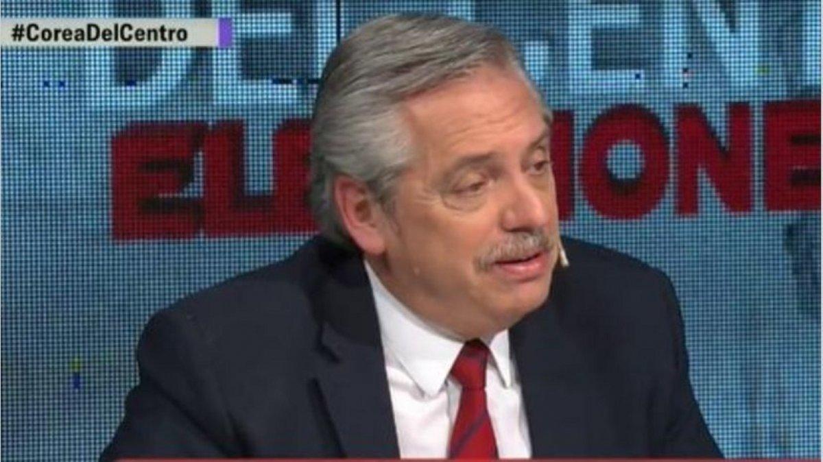 Cinco definiciones de Alberto Fernández tras la victoria en las PASO