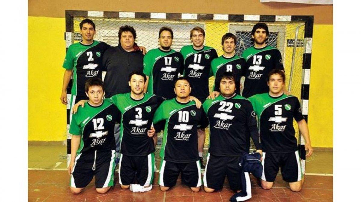 Petro se prepara para el Nacional de Clubes  A en Rio Negro.