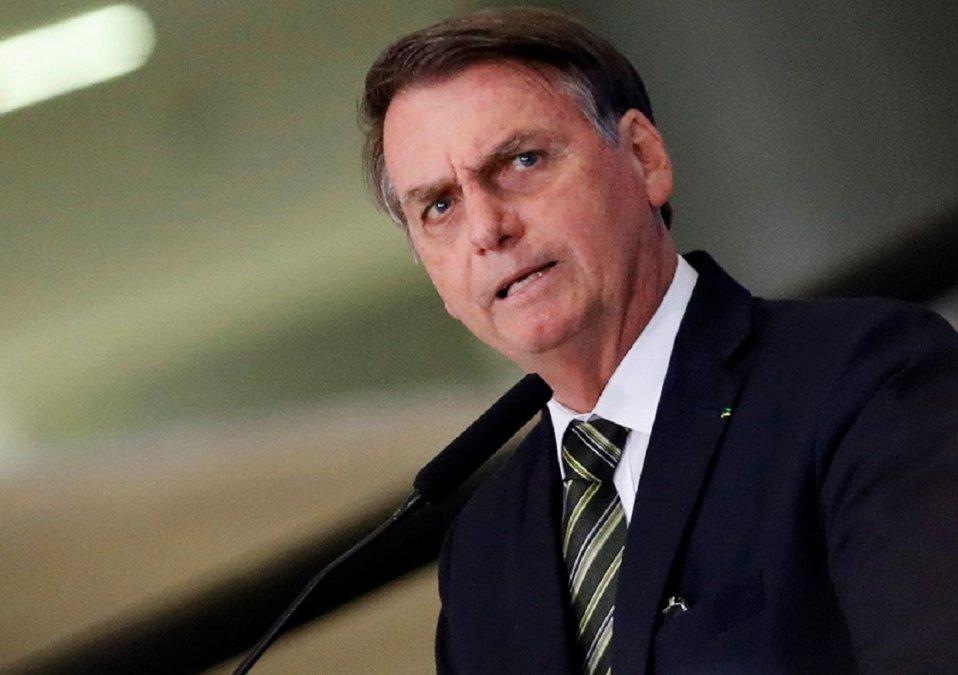 Bolsonaro: No den munición al canalla, que momentáneamente está libre, pero cargado de culpa