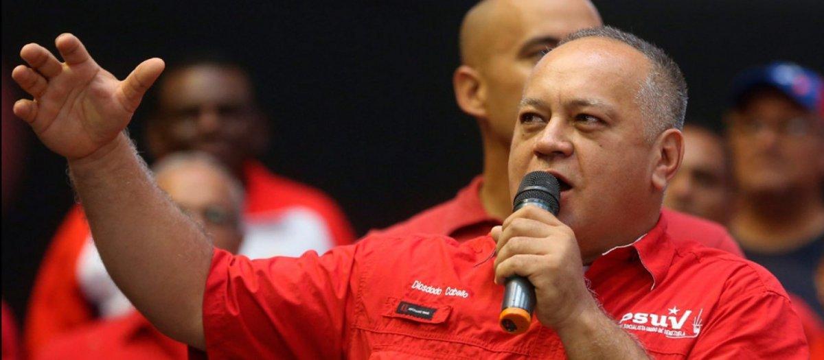 Un dirigente chavista advirtió a Fernández: No vaya a creer que lo están eligiendo porque es él