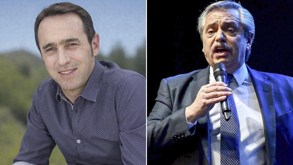 Tras el resultado de las PASO, Galperín se reunió con Fernández