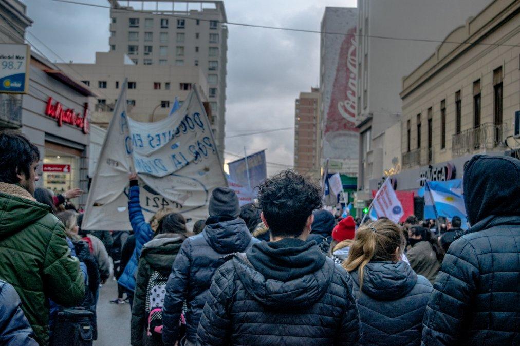Chubut: El ministerio de Economía participará de la paritaria docente