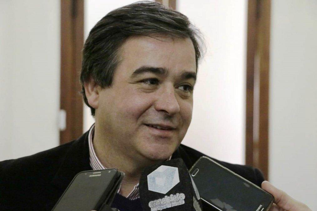 Meiszner denunció a Hompanera y sindicalistas de su fracción por amenzas