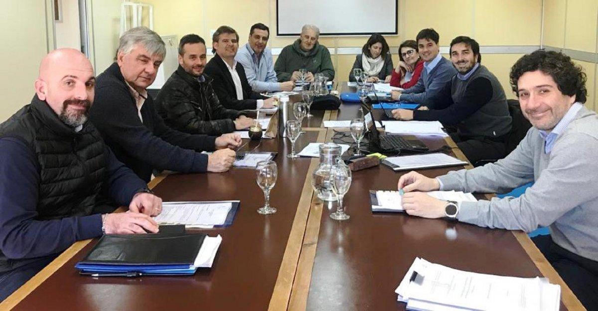 El Consejo Federal Pesquero llegó a la Provincia