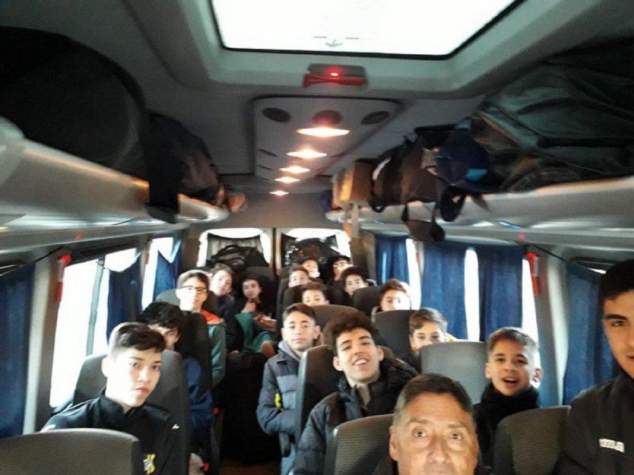 Huracán, Rada Tilly y USMA juegan con la 8va división en El Calafate