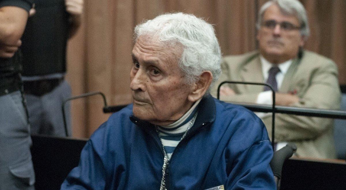 Le rechazaron otra vez la prisión domiciliaria a Etchecolatz