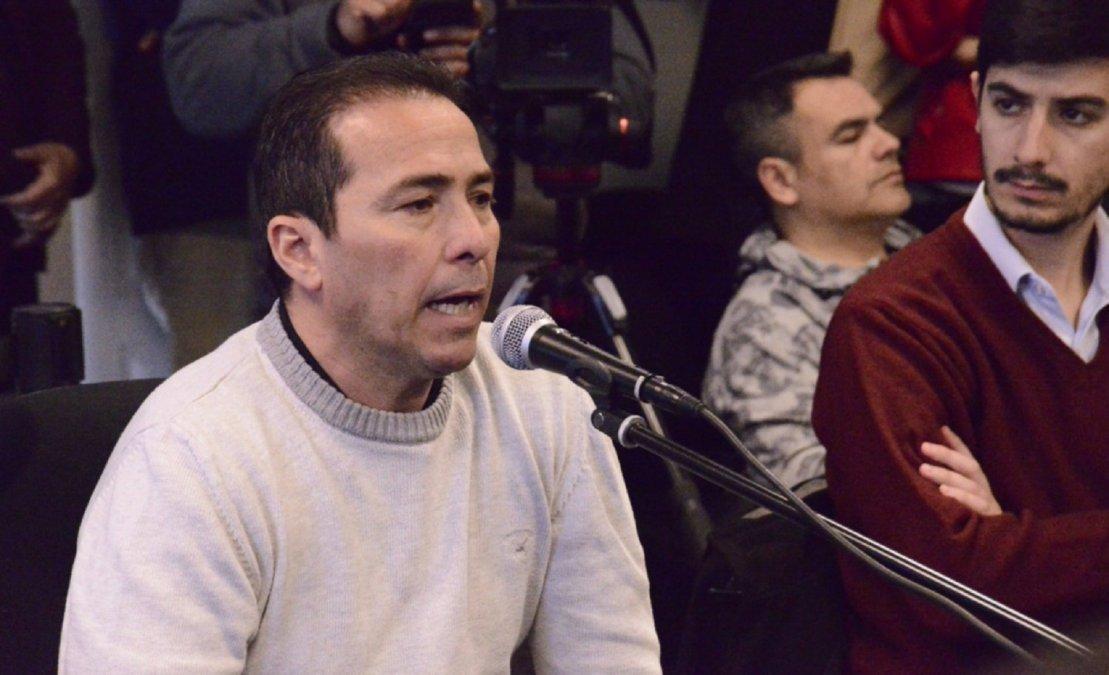 Declaró Correa y apuntó contra Das Neves