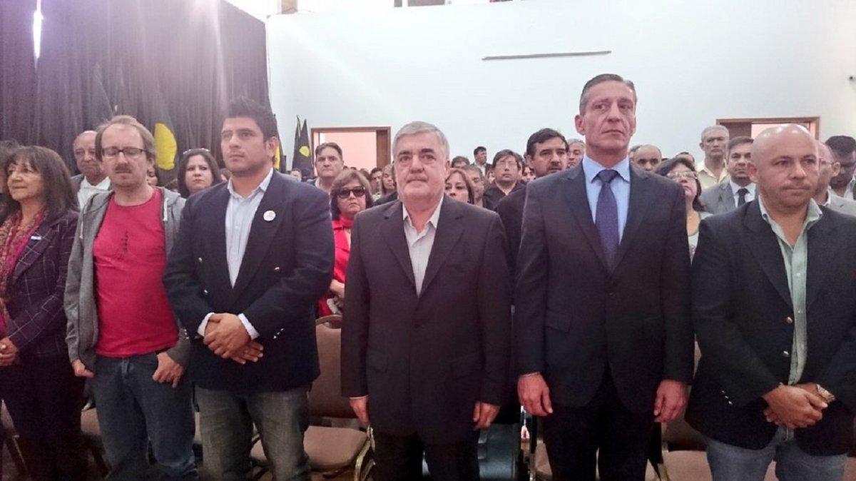 Fernando Peralta acusó de muy miserable la declaración de Correa