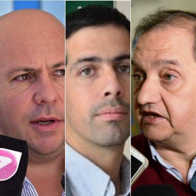 En medio del conflicto, dirigentes políticos convocan al diálogo