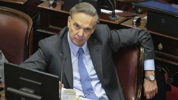 Pichetto hizo responsable a Arcioni por la situación en Chubut