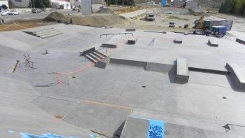 Con 9 años junta firmas para que finalicen el Skate Park de Rada Tilly