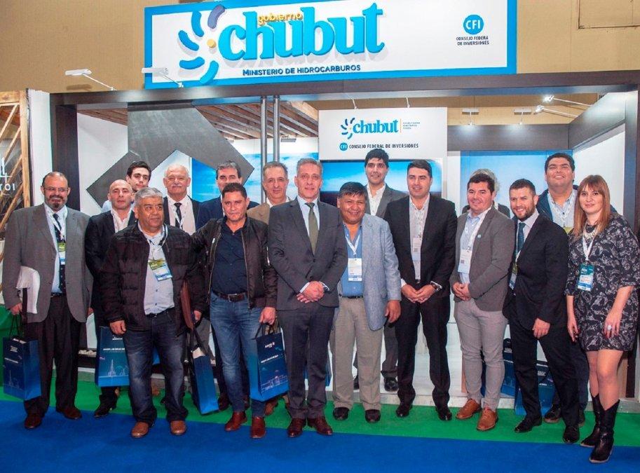 Argentina Oil & GAS: El gobernador participó de la inauguración
