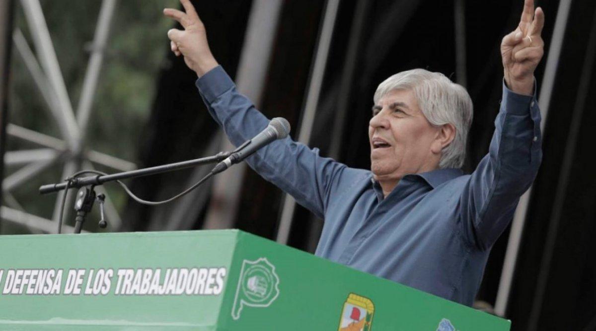 Moyano se sumó al pedido de una Conadep del periodismo