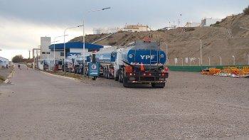 Camioneros ratificó la continuidad del paro