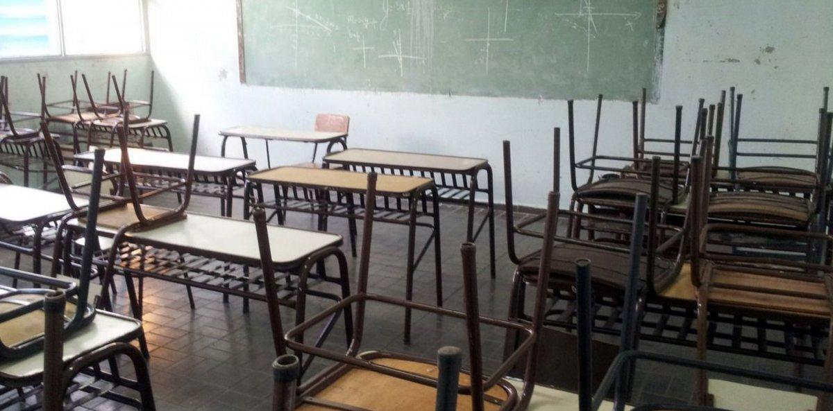 Cassutti: No se está respetando el derecho a la educación