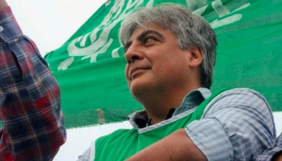 Quiroga: No vamos a aceptar que se congelen unilateralmente los salarios