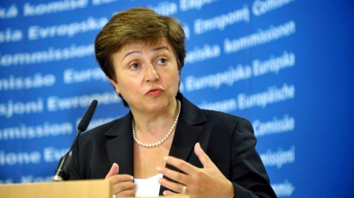 Georgieva aseguró que el FMI tiene corazón