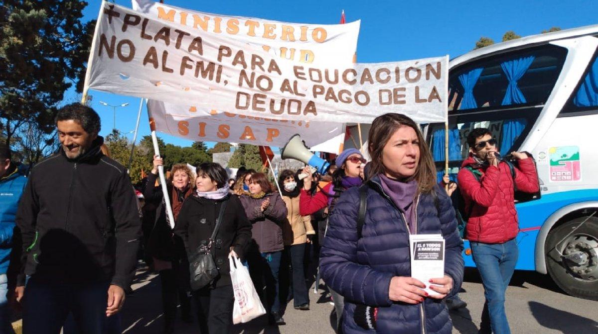Gloria Sáez confirmó su presencia en el debate