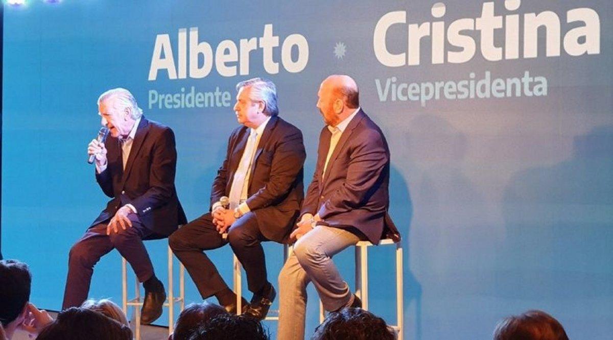 Fernández homenajeó a Juan Domingo Perón