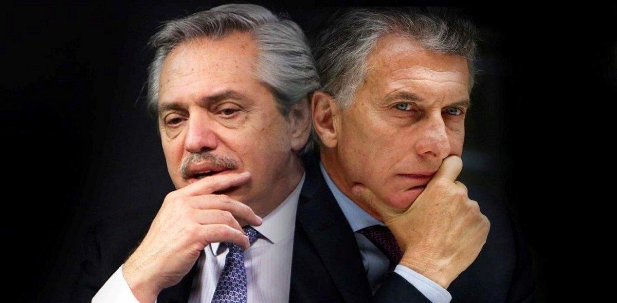 Encuesta indica que la diferencia entre Fernández y Macri ascendería 20 puntos