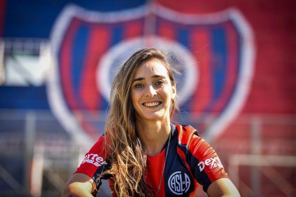 Macarena Sánchez: En vez de Barbie pedía una pelota