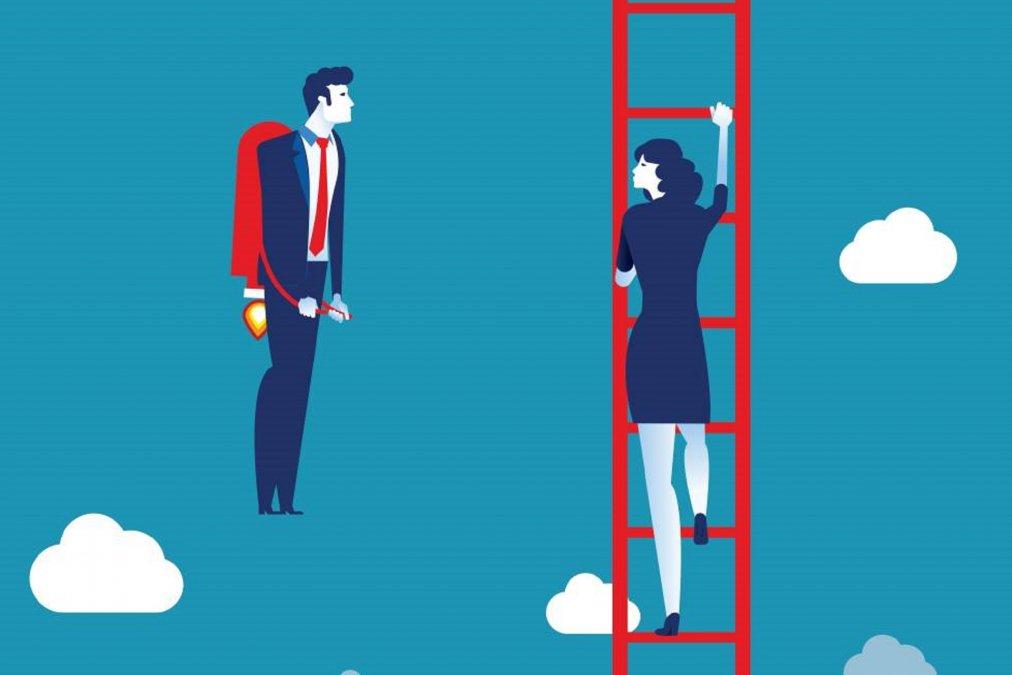 ¿Cómo es la desigualdad laboral entre hombres y mujeres en nuestro país?