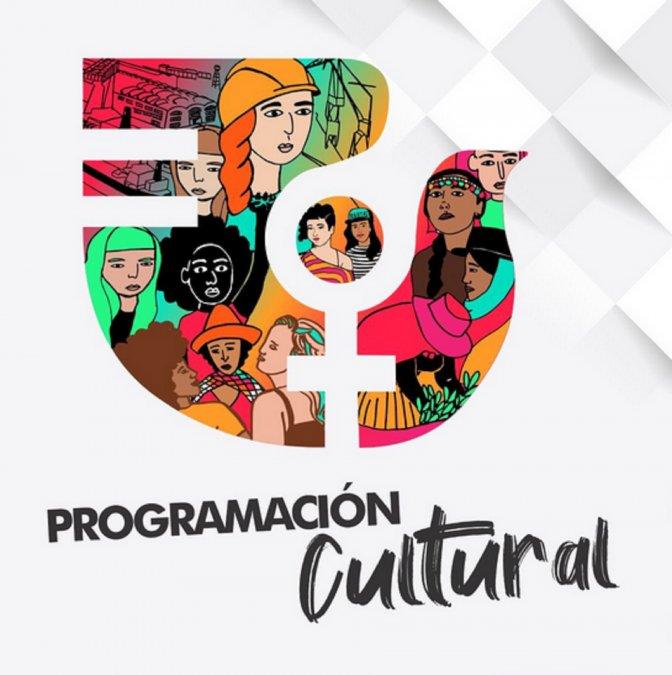 Fiestas feministas y encuentros culturales