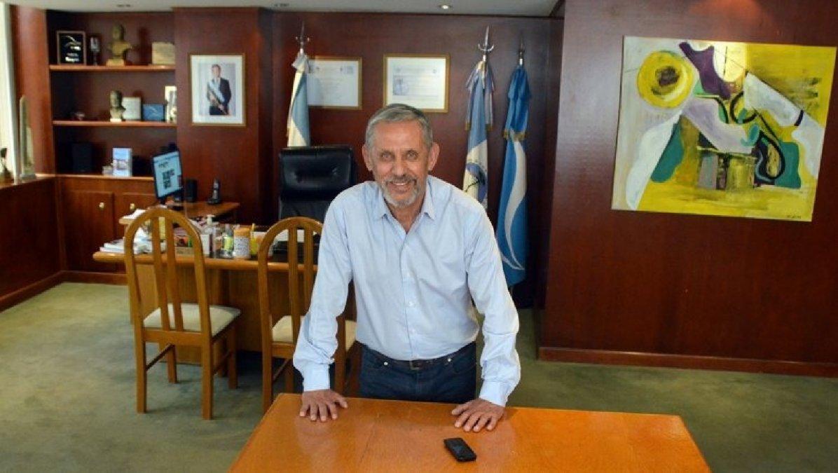 Falleció el intendente de Neuquén