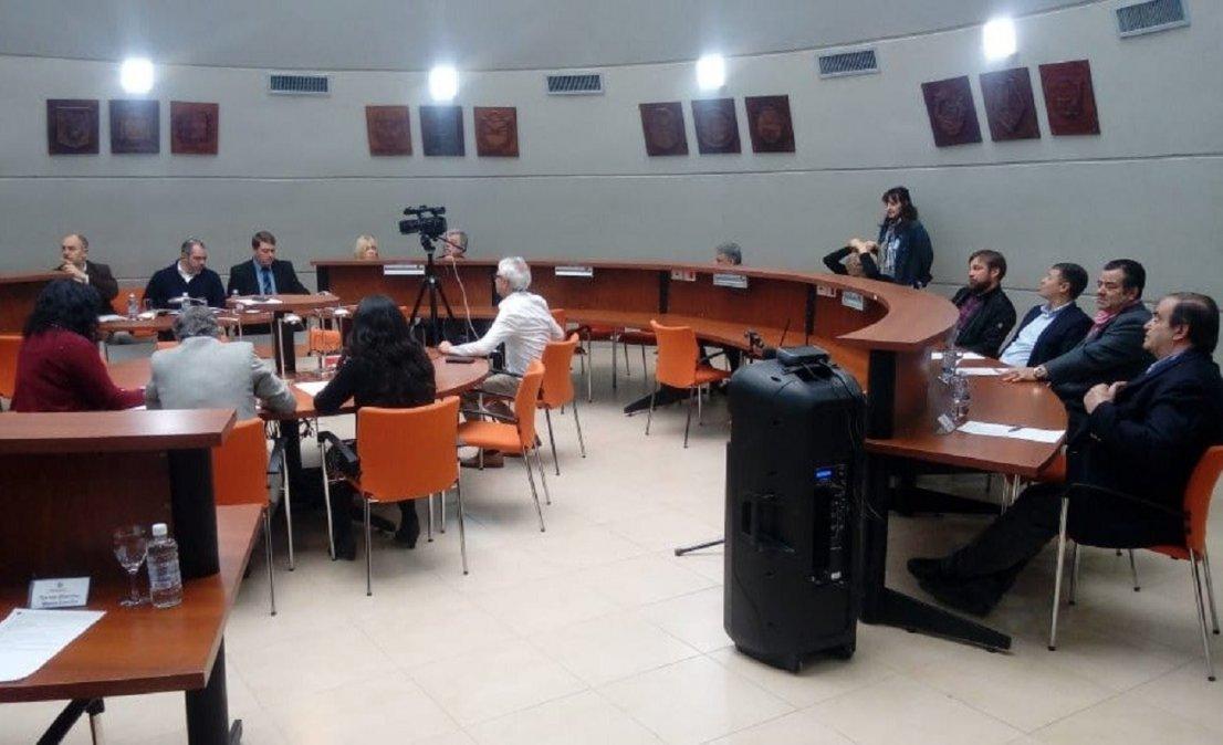 No hubo sesión en la Legislatura Provincial
