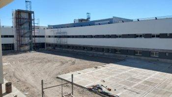 Quieren una administración compartida para el nuevo hospital de Trelew