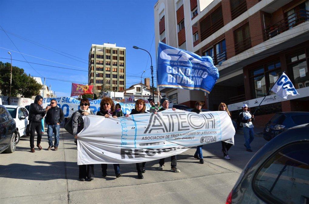 ATECh se manifestará este viernes en el Concejo Deliberante