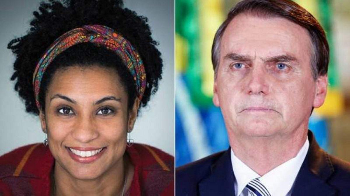 Un testigo vinculó a Bolsonaro con el asesinato de Marielle Franco