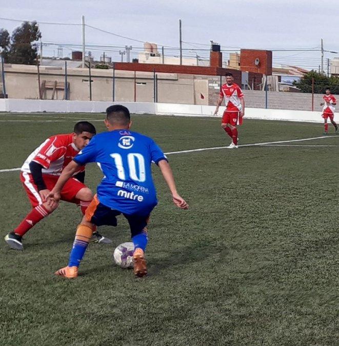 CAI goleo a Sarmiento en un partido envuelto en polémica
