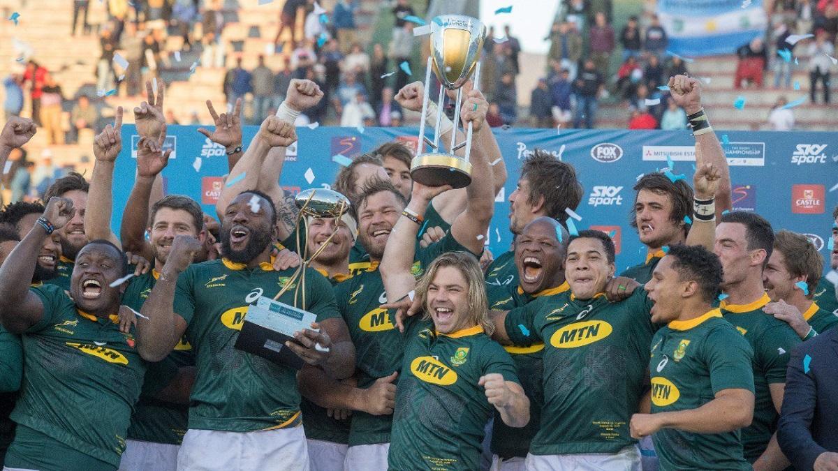 Sudáfrica campeón del mundial de rugby