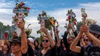 Chile de luto: reclaman por los muertos y desaparecidos