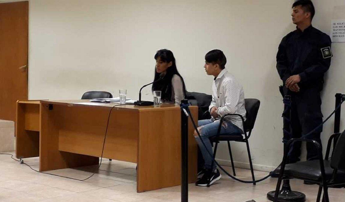 Catorce años de prisión para Rodrigo Nieves