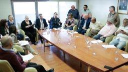 altText(Salud e ISSyS acompañaron la creación del Consejo Provincial de Obras Sociales)}