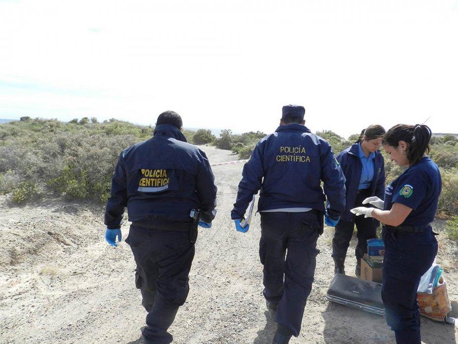 Puerto Madryn: encontraron un cuerpo y se trataría de un homicidio