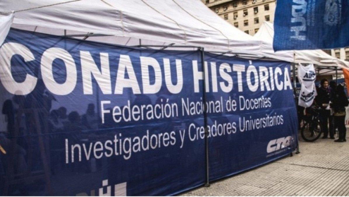 CONADU Histórica repudia la represión y exige la liberación de Goodman