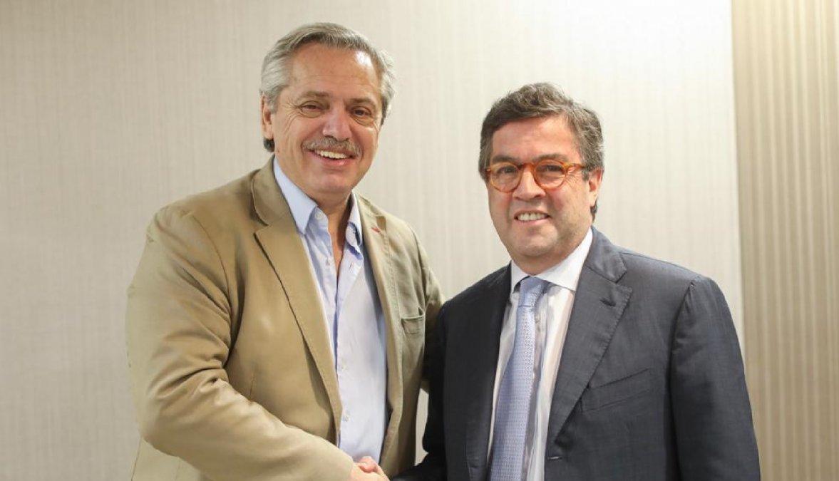 Fernández se reunió con el BID: desembolsarán 6 mil millones de dólares