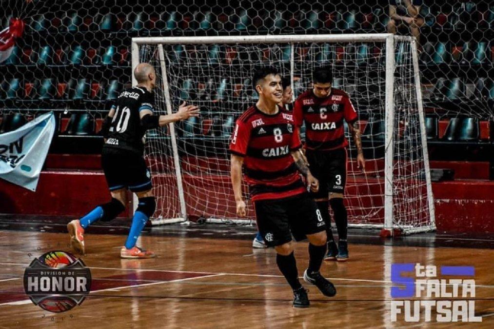 Flamengo volvió a ganar, y se metió en semifinales