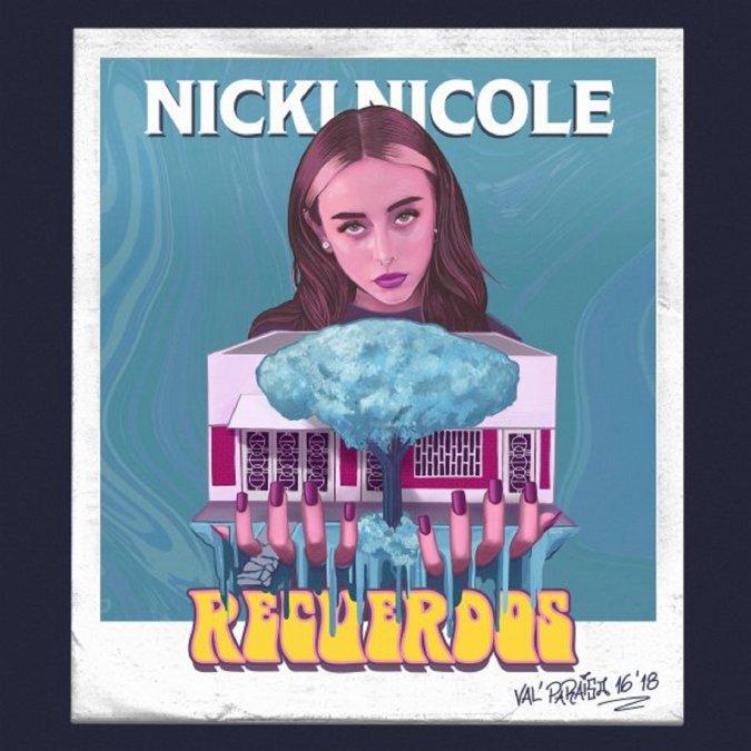 Nicki Nicole lanzó su disco y ya superó las 3 millones de views