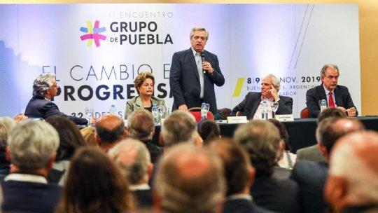 Alberto Fernández: Vivir en un continente más igualitario no es una utopía