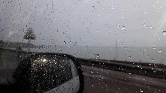 Lluvias débiles para refrescar el viernes