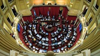 El Senado ya debate sobre el golpe en Bolivia