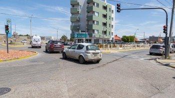 El semáforo de Roca y La Nación ya está habilitado