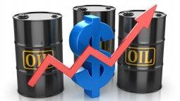 altText( El barril de petróleo superó los 63 dólares)}