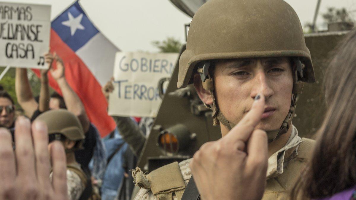 Chile Despierta. Ph: Marcelo Lagreze